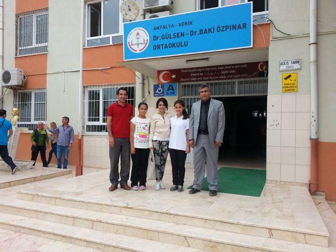 DR. GÜLŞEN-BAKİ'DEN DEV PROJE