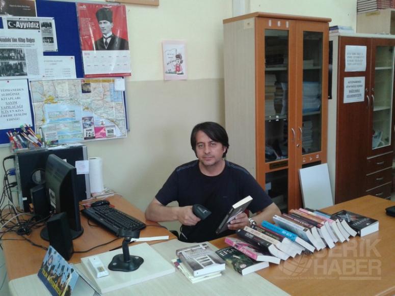 Atatürk Anadolu'da Kütüphane Büyüyor