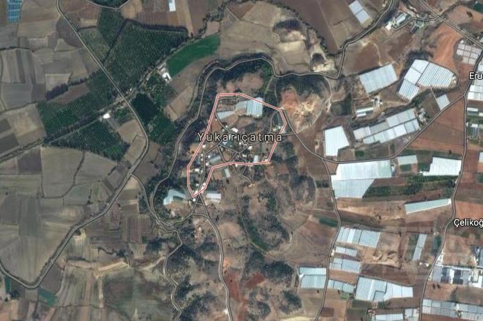 Büyükşehir Serik'te Arazi Satıyor