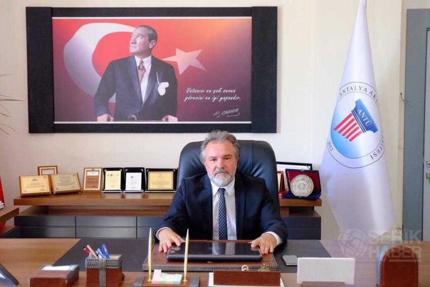 Erdoğan Rektör Aktaş'ı Görevden Aldı