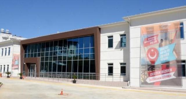 SGK Serik Yeni Binasında