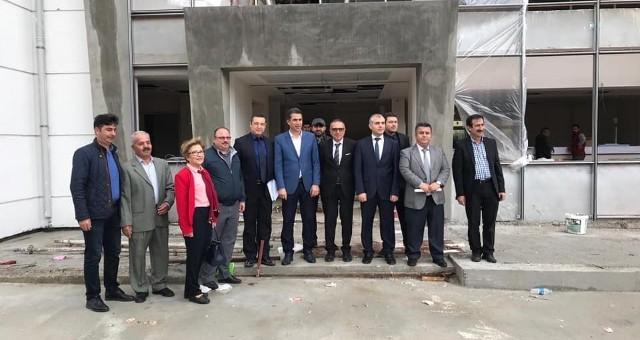 SGK Binası 2019'da Hizmete Girecek