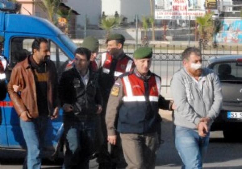 Kaçak Sigara Operasyonu Zanlıları Serbest Bırakıldı
