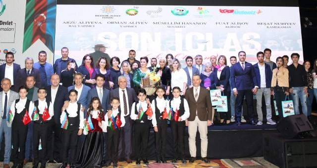 Türk ve Azeri Gençler Serik'te Buluştu
