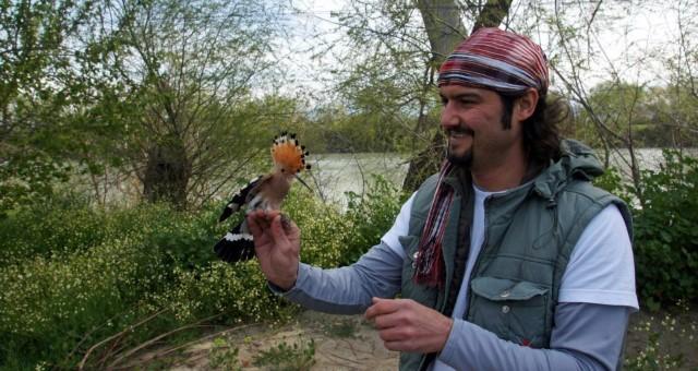 Boğazkent Kuş Halkalama İstasyonu'nda İlkbahar Çalışması