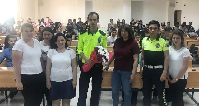 Polisten Trafik Haftası Etkinlikleri