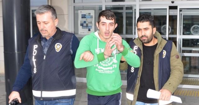 Cezaevi Firarileri Serik'te Yakalandı