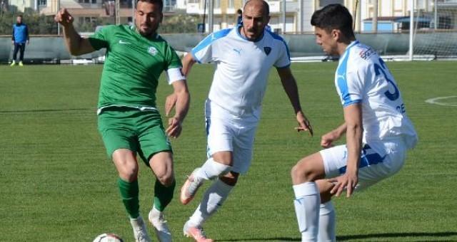 Serik Belediyespor - Karacabey Belediyespor Maçında Kazanan Çıkmadı