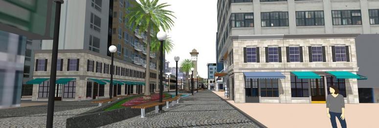 Belediye İşler Caddesinin yapımına başlıyor