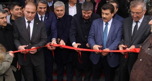 Serik Ak Parti Seçim Koordinasyon Merkezi Açıldı