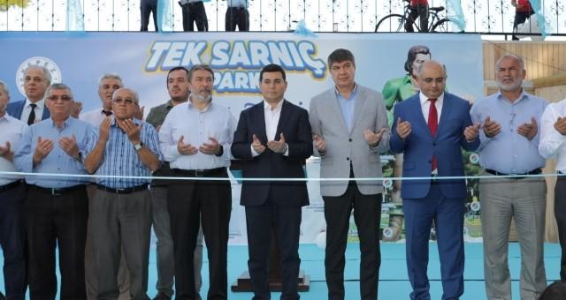 """Türel: """"Kepez'de modern şehirciliğin en güzel örnekleri var"""""""