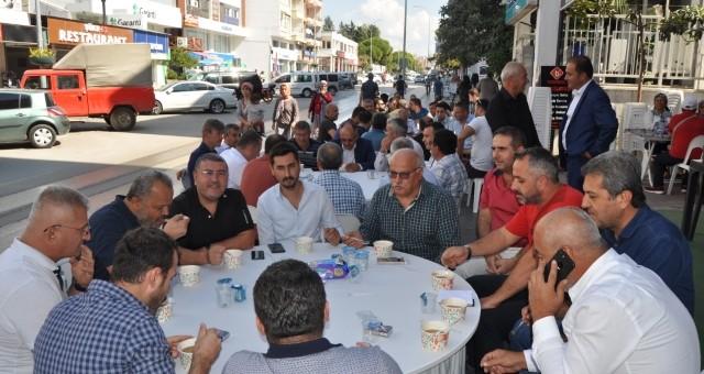 MHP'de Geleneksel Aşure Günü