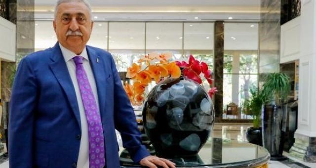 TESK Başkanı Palandöken: Sebze Meyve Fiyatları Yarı Yarıya Düşecek