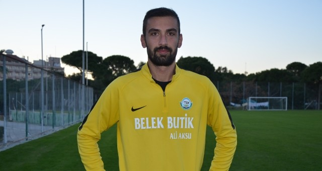 Serik Belediyespor Ali Can Tez'i Transfer Etti