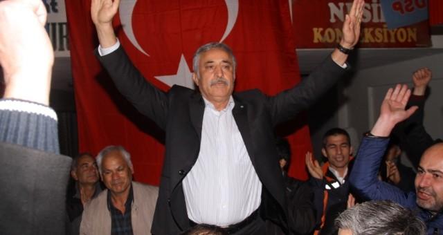 Mehmet Habalı Demokrat Sol Parti'den Aday Oldu