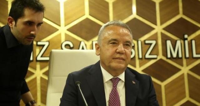 Büyükşehir İlk Meclisinde Borcunu Açıkladı