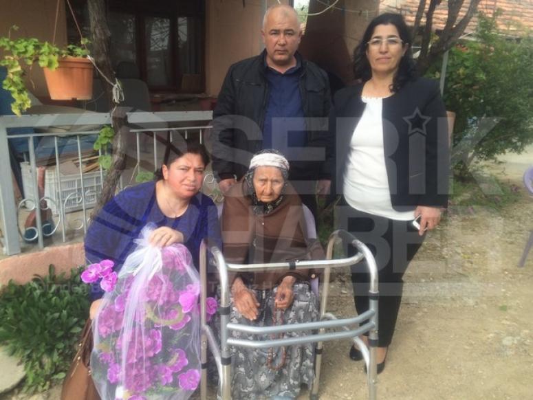 Serik Belediyesi'nden Yaşlılara Saygı Haftası Kutlaması