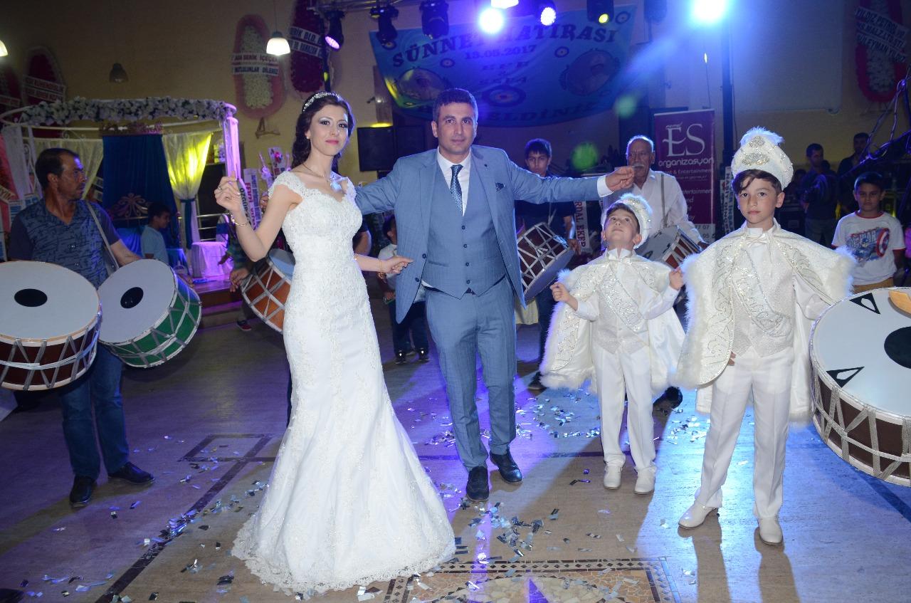 Alkan Ailesinden Yıllın Sünnet Düğünü