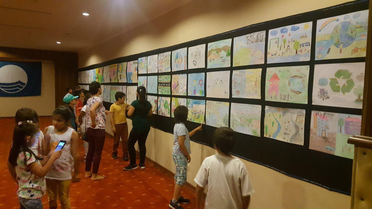 Dünya Çevre Günü Minik Öğrecilerle Kutlandı