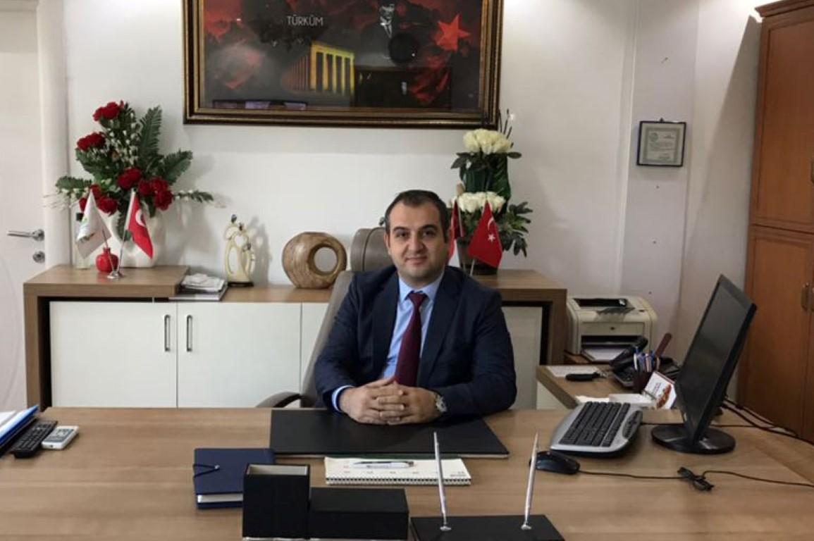Yeni İlçe Tarım Müdürü Murat Bankoğlu oldu