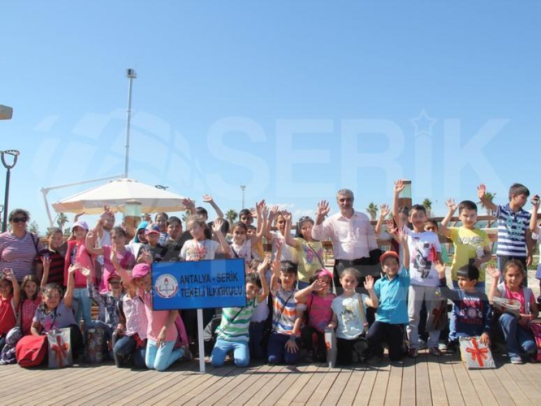 Serikli Öğrenciler Expo 2016 Antalya'da