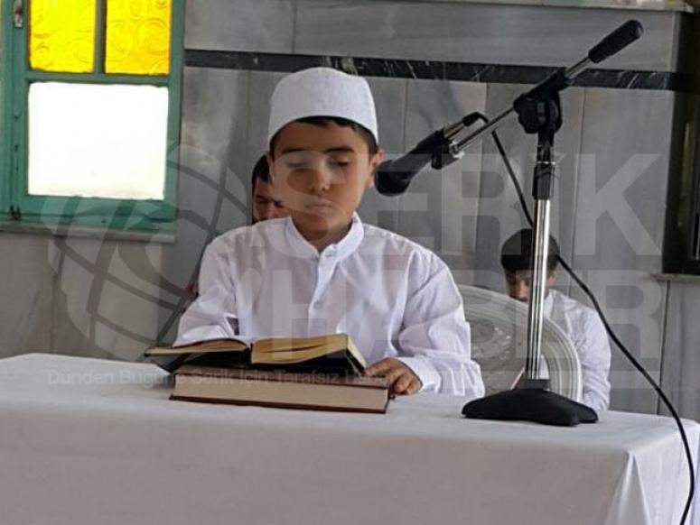 Kur'ân-I Kerîm'i Güzel Okuma Yarışma Finali Serik'te Yapıldı