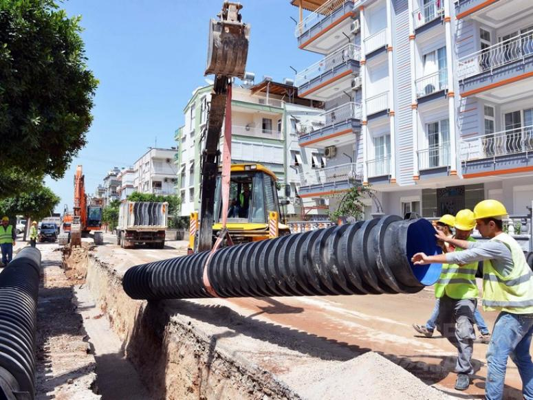 ASAT'tan 623 Milyonluk Altyapı Yatırımı