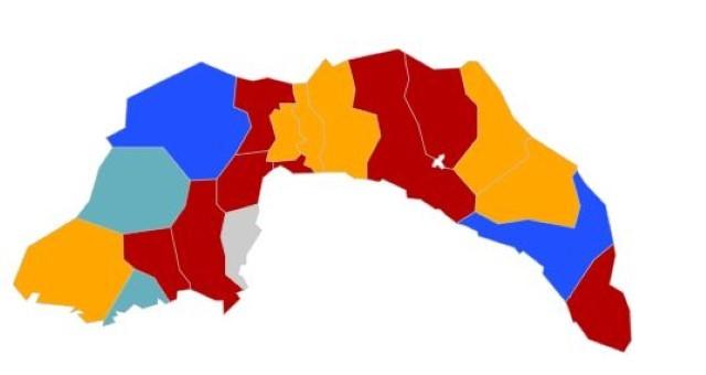 Antalya'da Kazanan Başkanlar ve Oy Sayıları