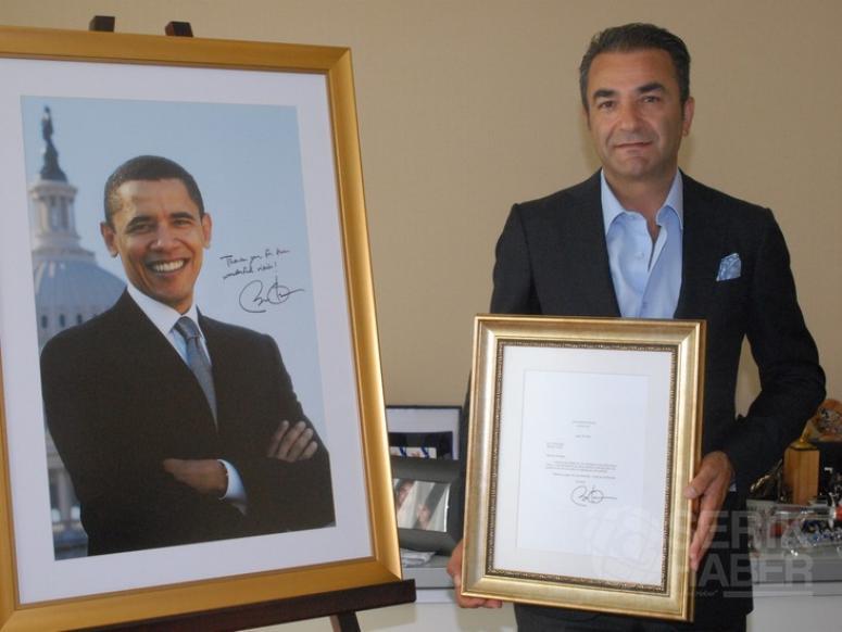 Obama'dan Turizmciye Teşekkür Mektubu