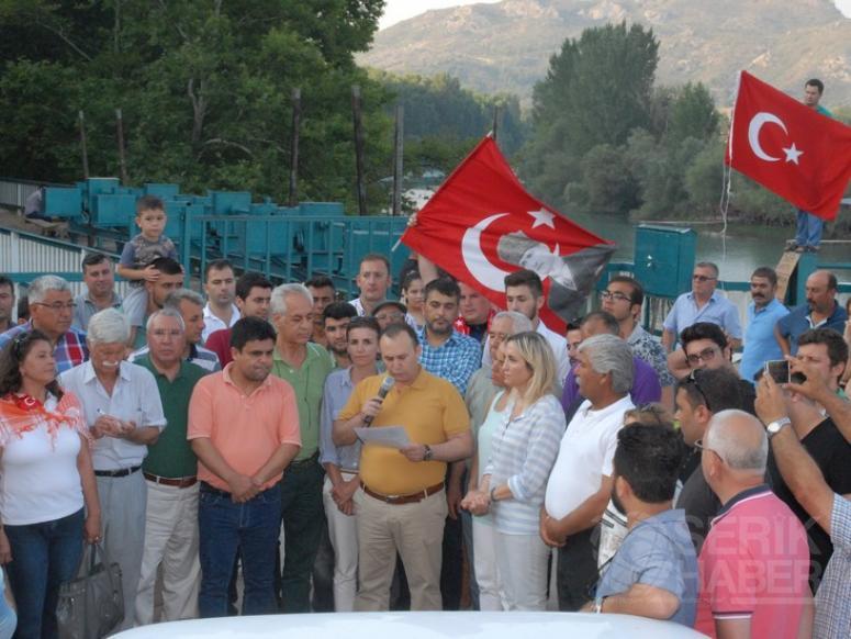 """Serik Köprüçayı Platformu: """"Balık ölümleri artık dursun"""""""