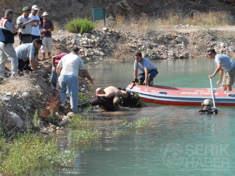 Serinlemek İçin Girdiği Göletten Çıkamadı : 1 Ölü