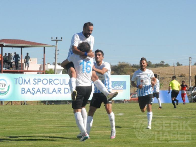 Serik Belediyespor 5 – Konyaaltı Belediyespor 1
