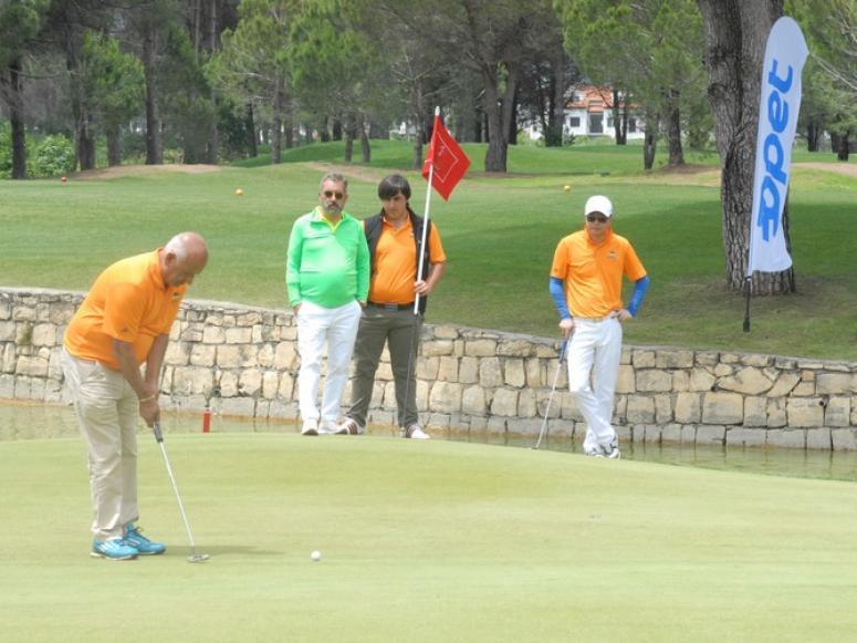 Opet Dünya Şirketler Arası Golf Turnuvası Serik'te Başladı