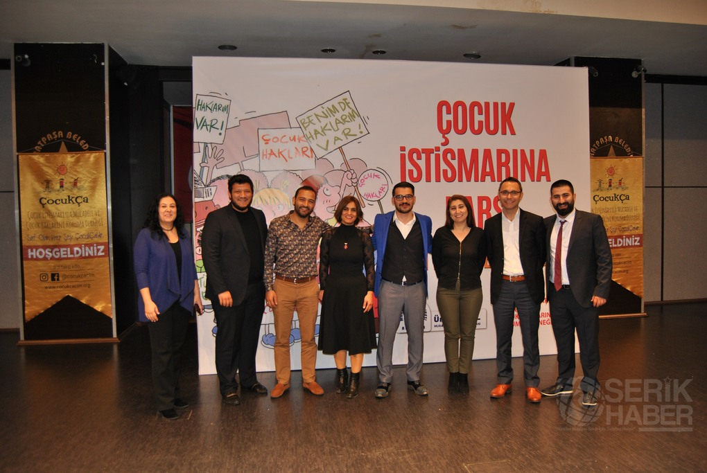 Muratpaşa Belediyesi Çocuk Haklarını Koruma Öğreti Semineri