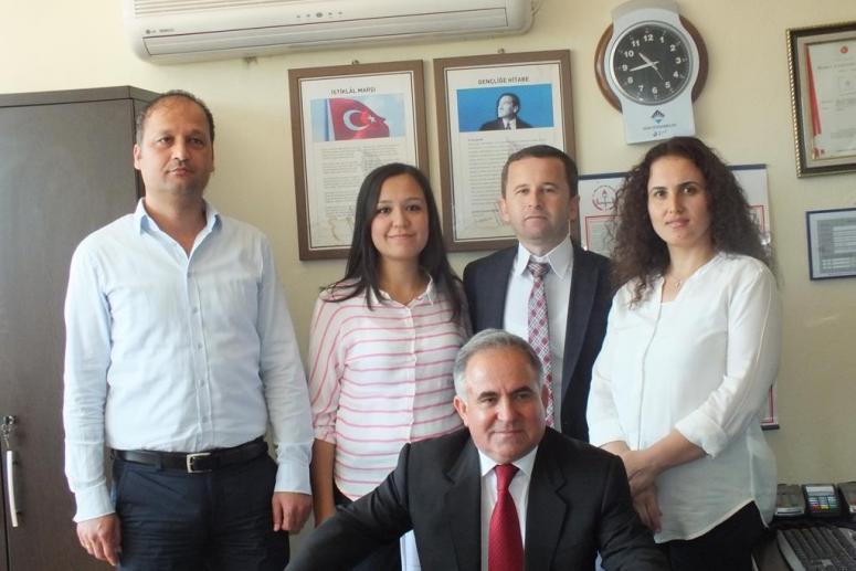 Serik'e Akdeniz Temel Lisesi