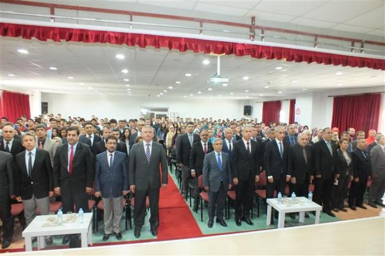 İstiklal Marşının Kabulünün Yıldönümü Kutlandı