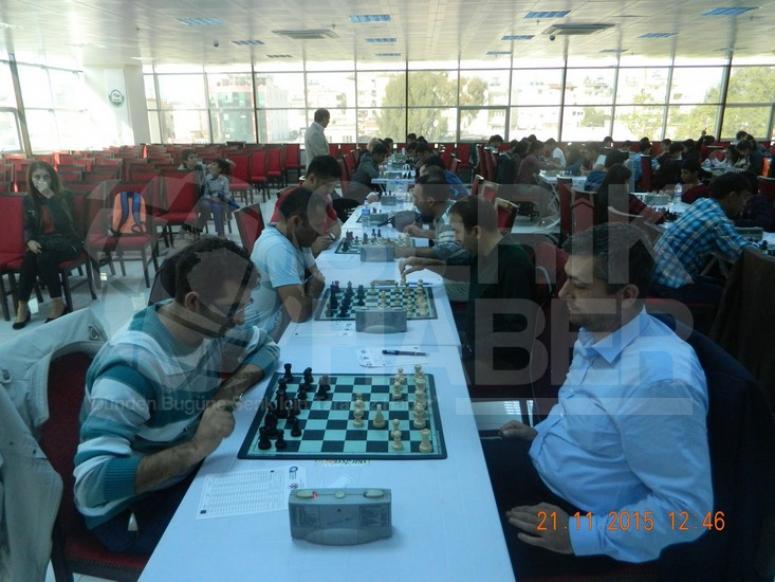24 Kasım Öğretmenler Günü Satranç Turnuvası Düzenlendi