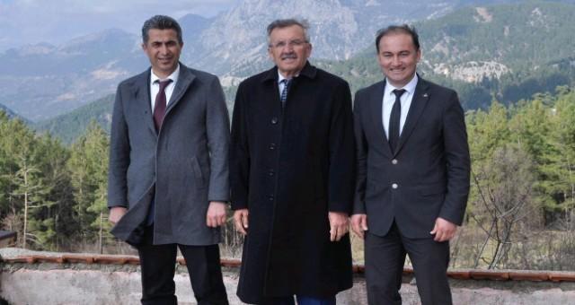 Hasan KOZAN: Güçlü Bir SERİK Güçlü Bir Antalya ve Güçlü Türkiye İçin Tarihi Bir Fırsat ! Hazırız !