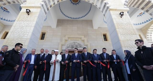 Kurşunlu Cami ve Kent Mezarlığı Projesi Açıldı
