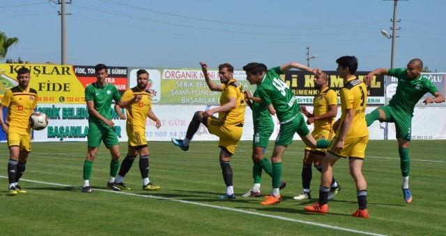 Serik Belediyespor - Turgutluspor: 1-3