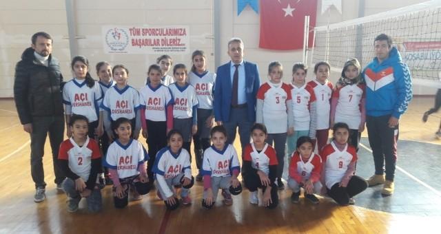 Serik'te Okul Sporları Start Aldı