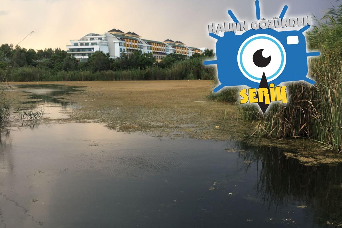 Boğazkent'in rezilliği, nehir pislik içerisinde kokuyor