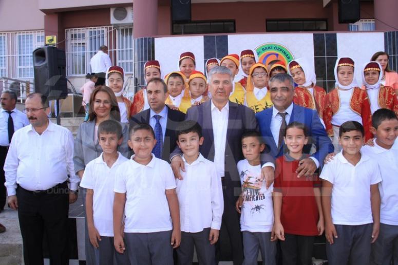 Eğitim ve Öğretim Yılı Törenle Başladı