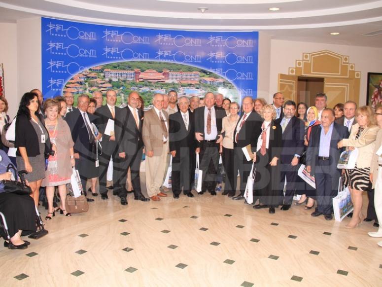 Dünya Turizm Birliği'nin Kongresi Belek'te Yapılıyor