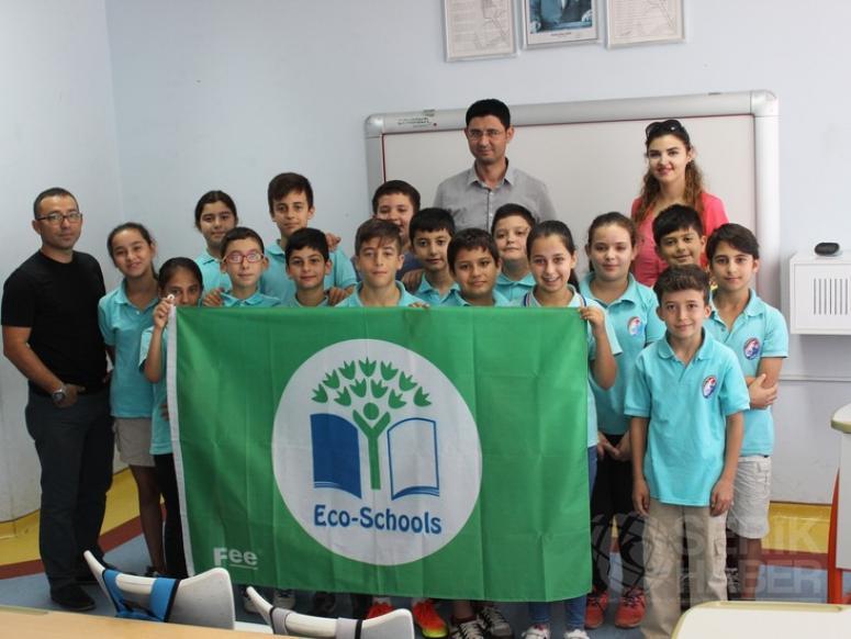 Yükseliş'e Üçüncü Kez Yeşil Bayrak Ödülü