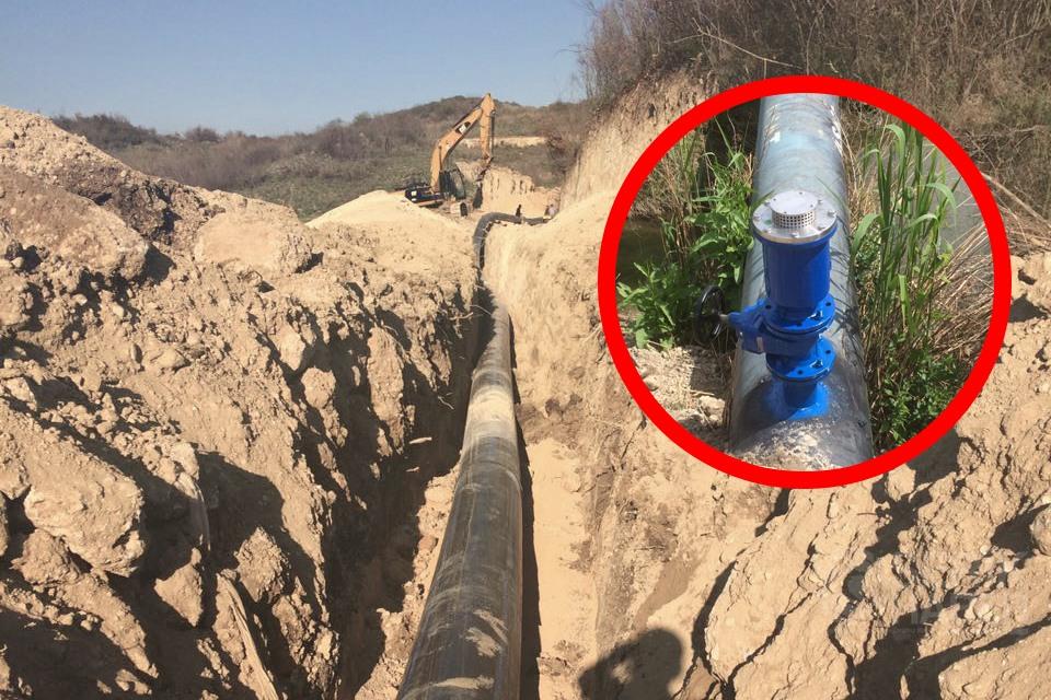 Serik'te 14 mahallenin içme suyu hattı yenilendi