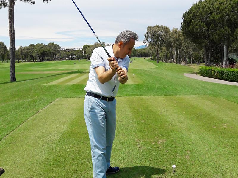 Mevlüt Özen, Antalya Golf Temsilciliğine atandı