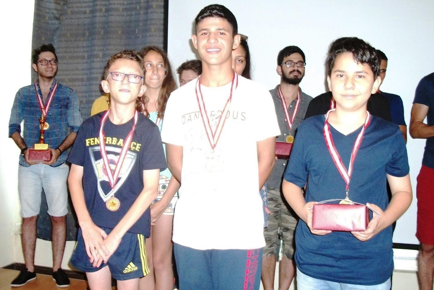 AspenGoS Sporcuları Finike ve Çeşme'de başarı elde etti