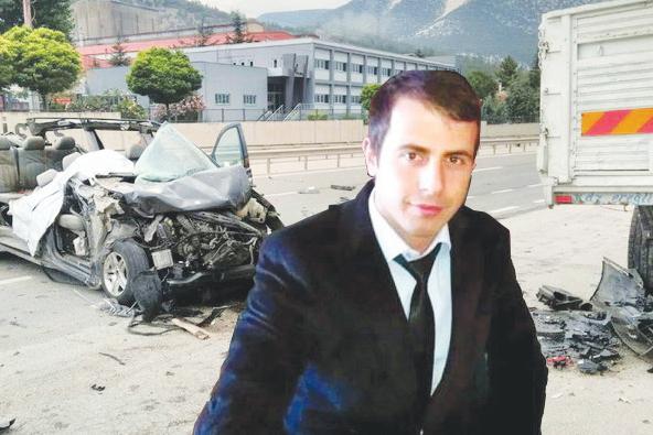 Gökhan Öğretmen Trafik Kazasında Yaşamını Yitirdi