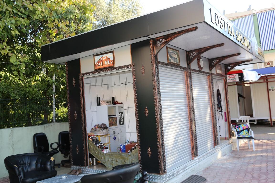 Serik'e Lostra Salonu yapıldı